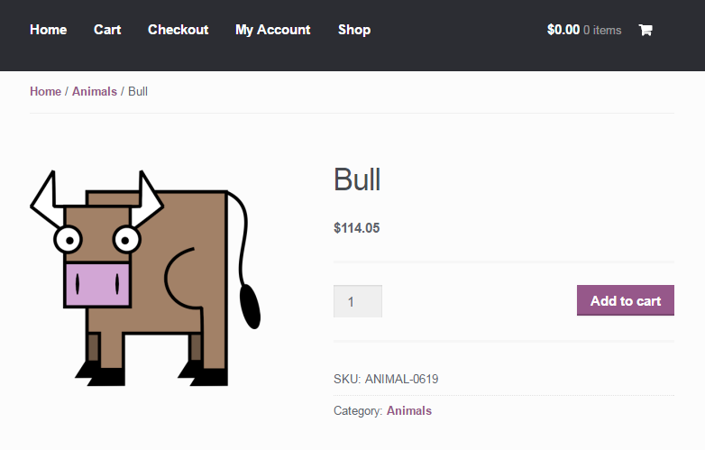 WooCommerce Multicurrency Product Base Price - Frontend
