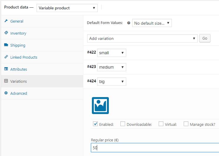 WooCommerce Crowdfunding - Admin Settings - Product Edit Page